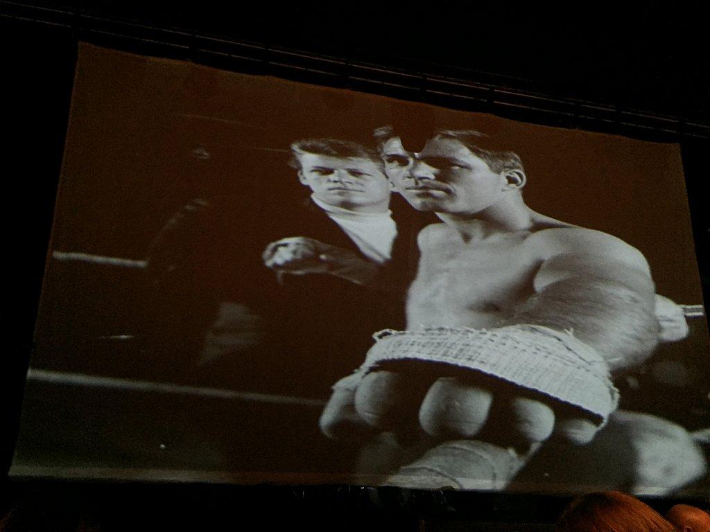Morrissey @ Neu-Isenburg/Hugenottenhalle